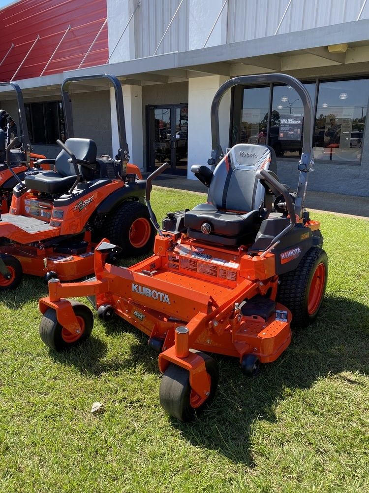 Kubota Turf Programs - Leasing Options