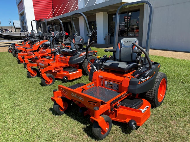 Kubota Turf Programs - Kubota Fleet Program