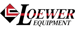 Loewer Equipment Logo