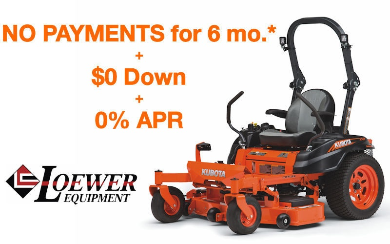 Mower Offer Blog Image